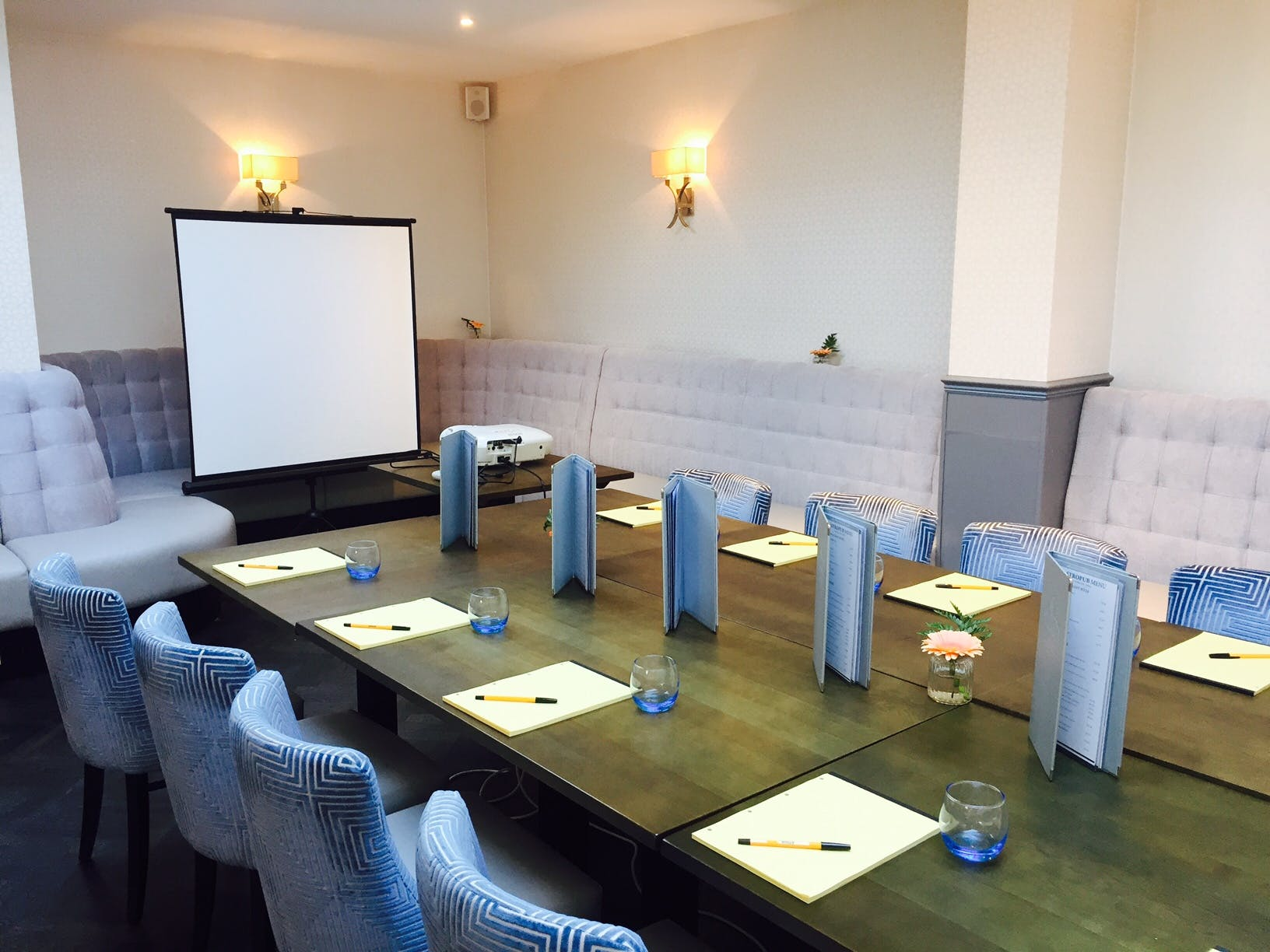The Florence Arms Gastro Pub Meeting Room