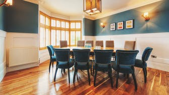 Florence Gardens Boutique Hotel Portsmouth Meeting Room