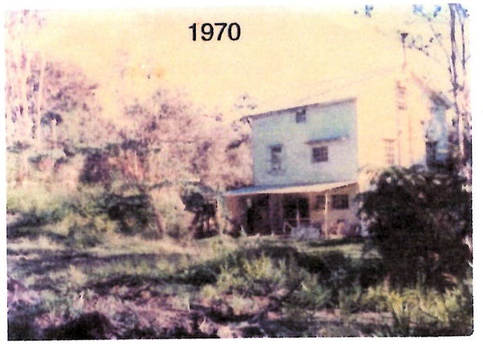 Hale 'Ohu house in 1970
