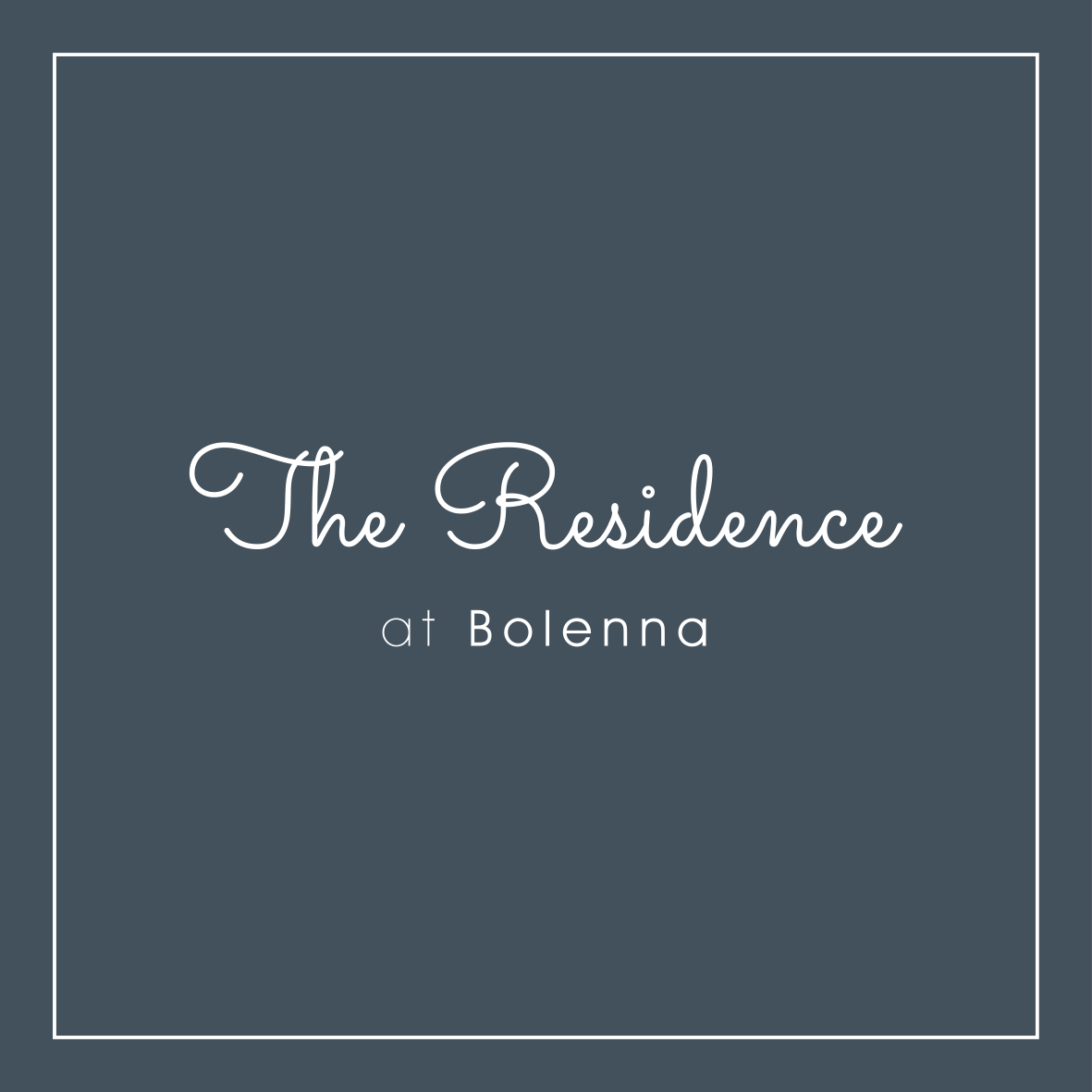 The Residence at Bolenna