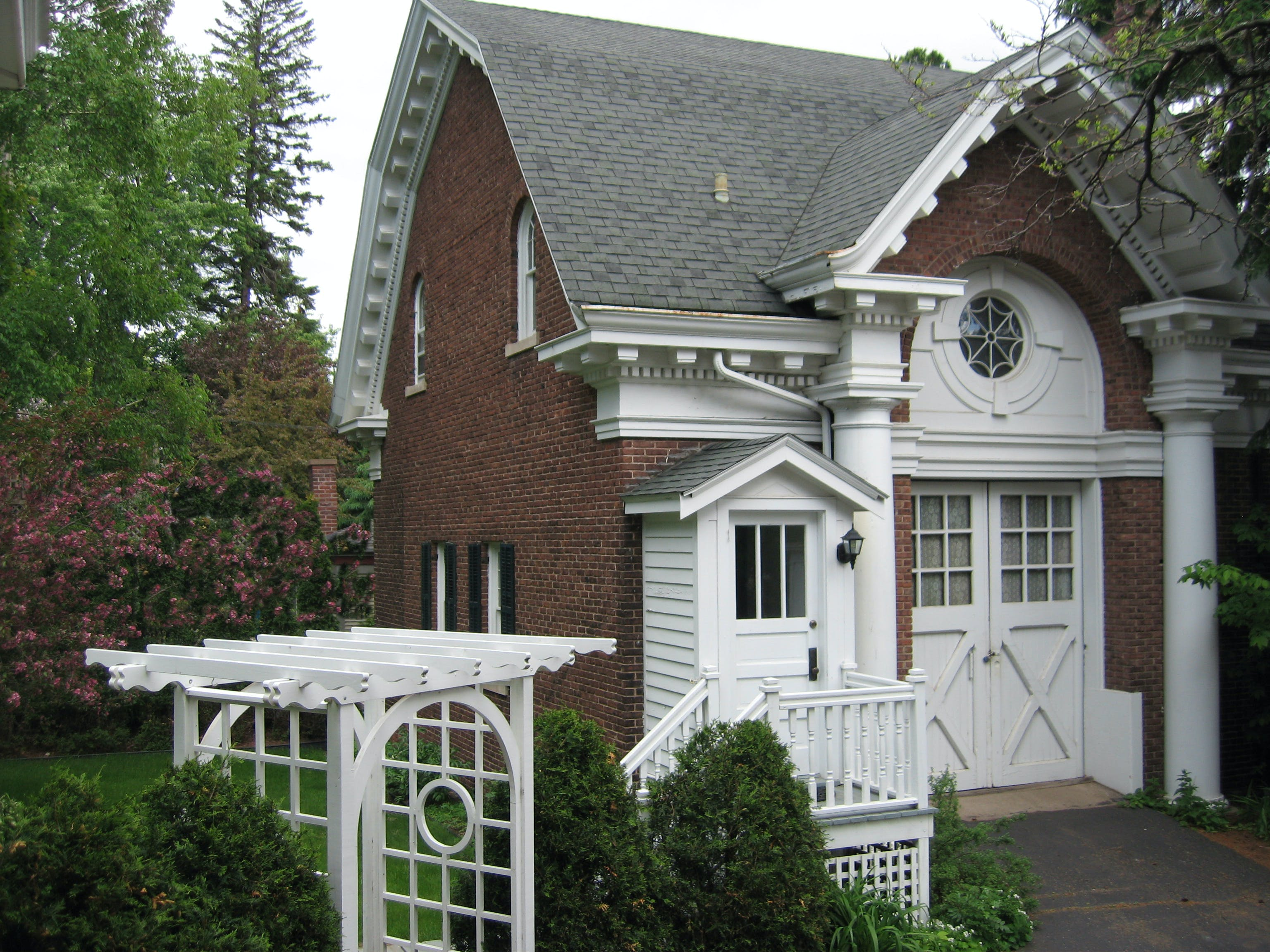 Carriage House exterior