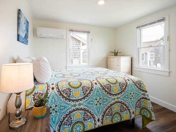 Truro Beach Cottages - Cottage #5 - bedroom
