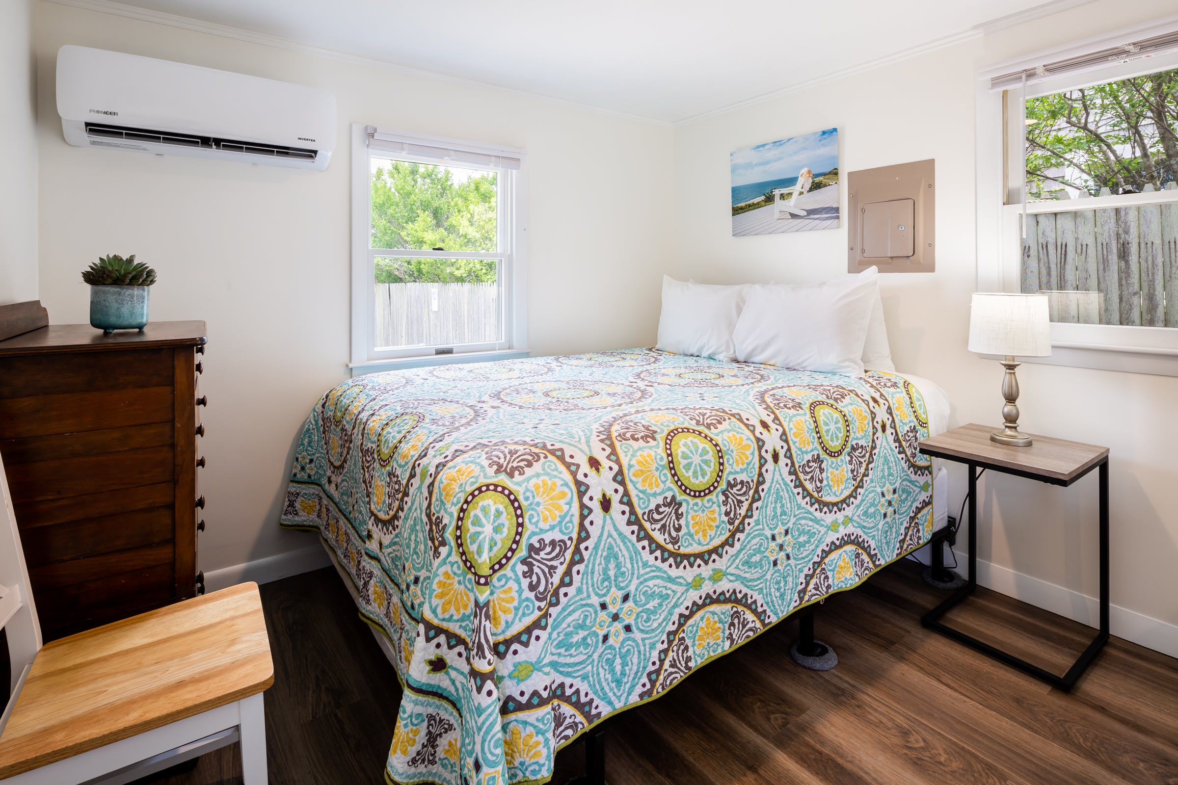 Truro Beach Cottages - Cottage #2 - bedroom