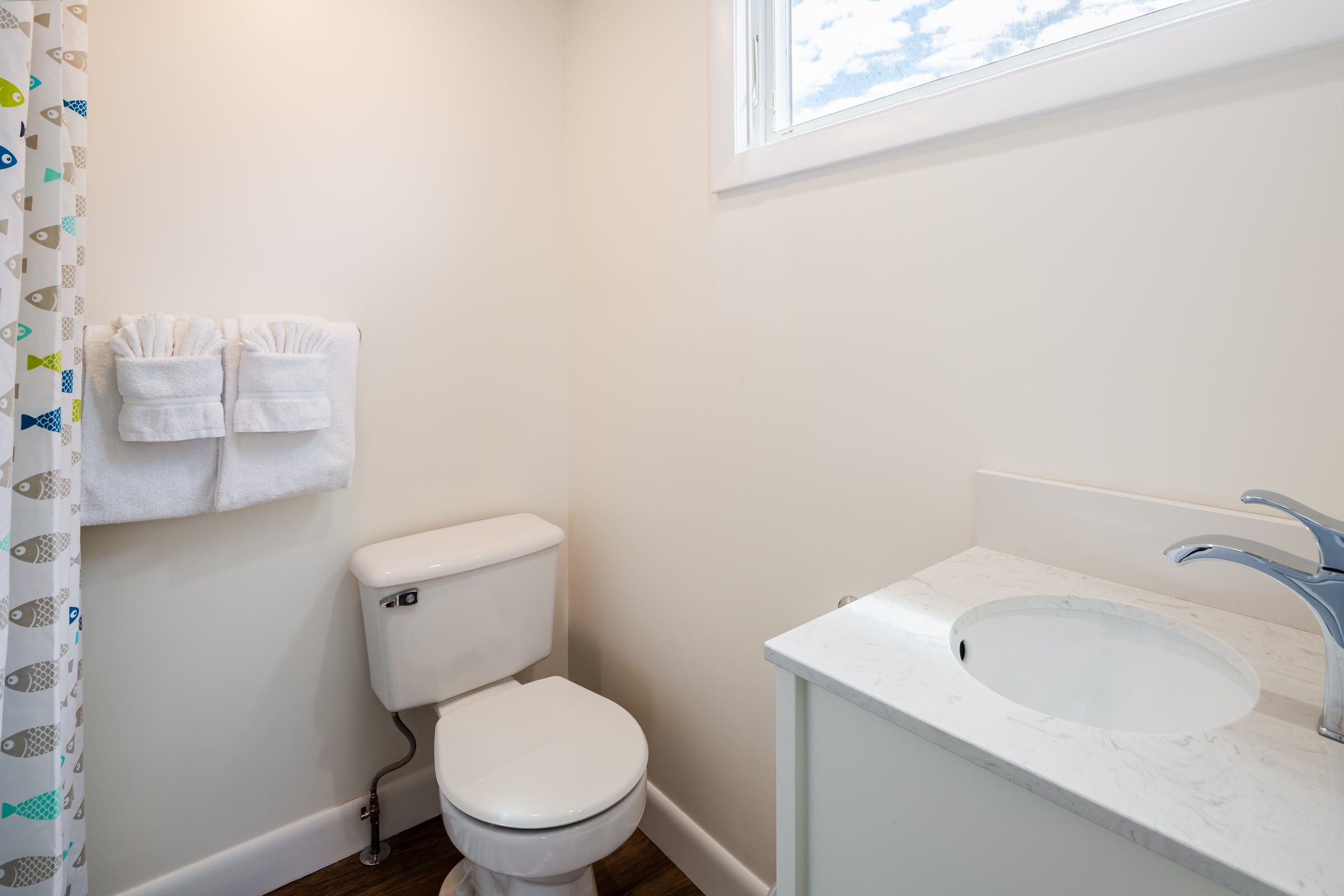 Truro Beach Cottages - Cottage #2 - bathroom