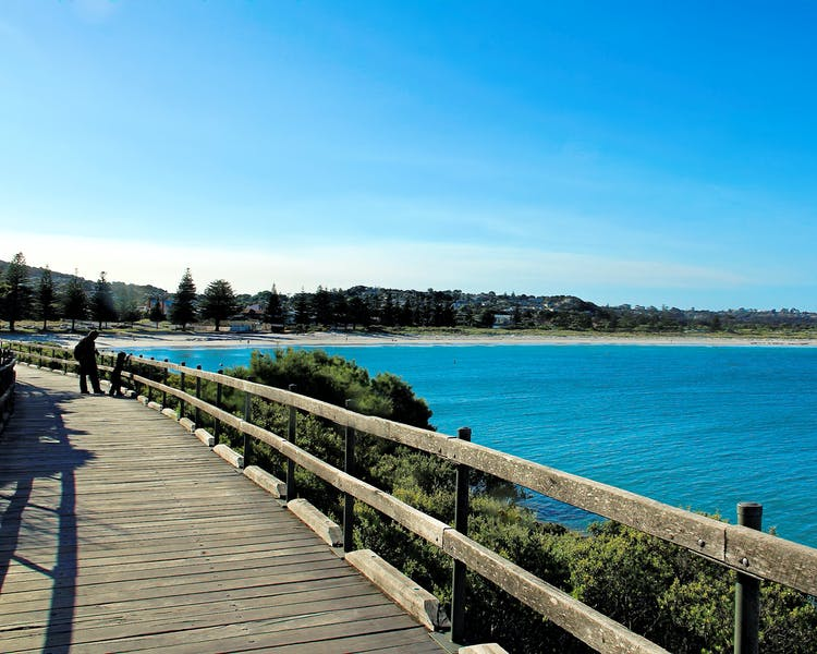 Middleton Beach Boardwalk