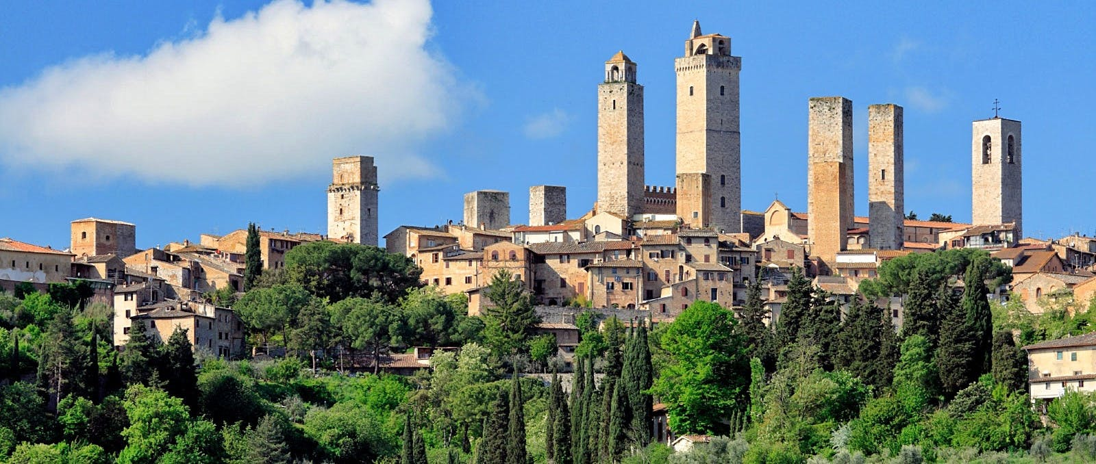 San Gimignano - Towers