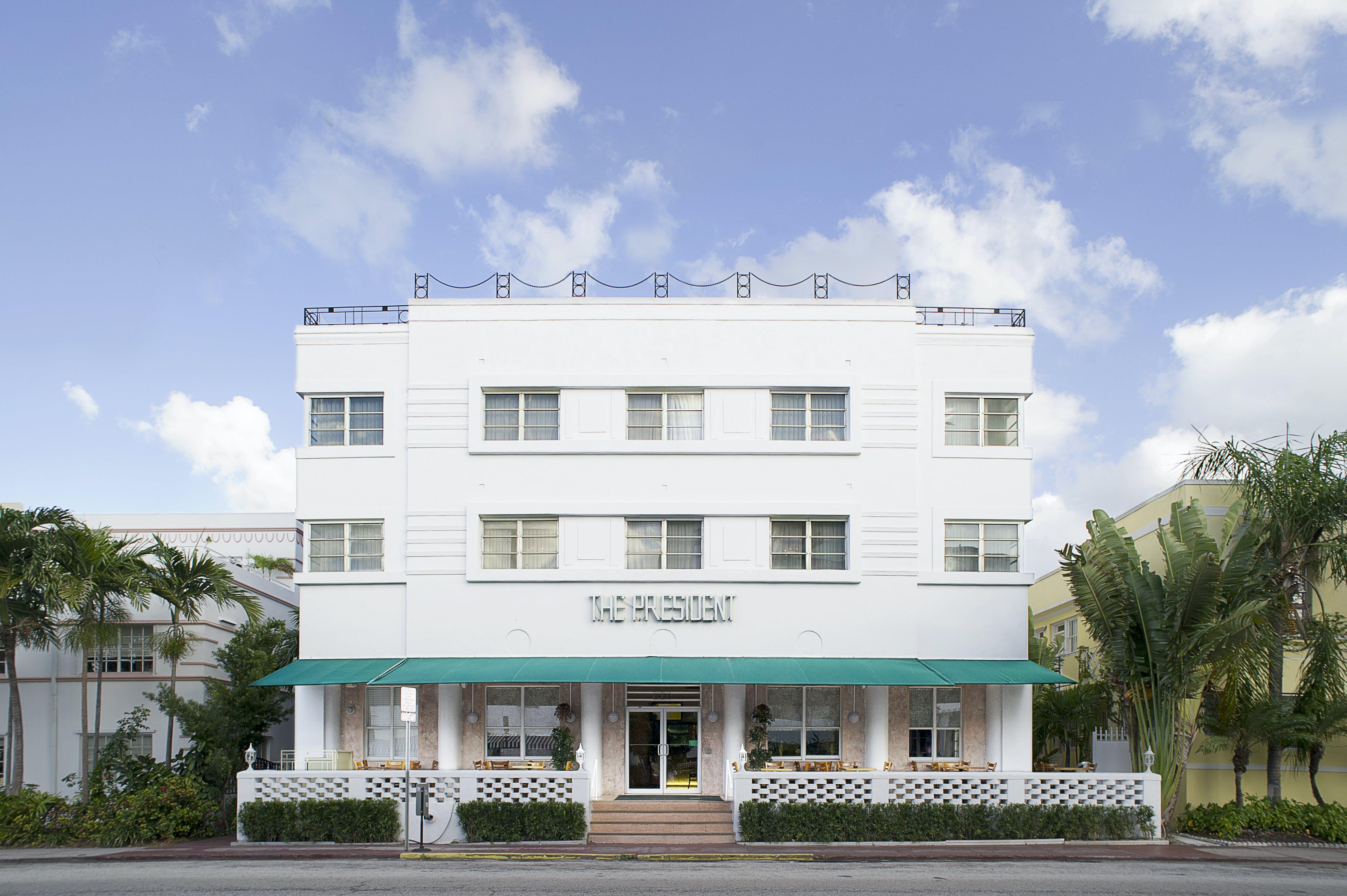 President Villa Miami Beach