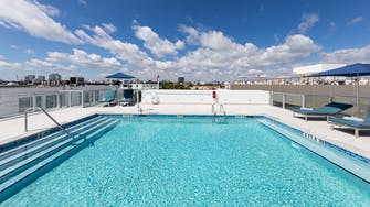 President Villa Miami Beach - Rooftop Pool