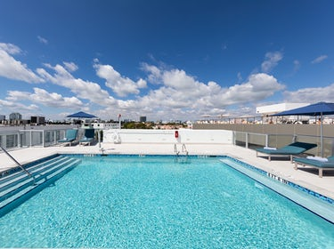 President Villa Miami Beach - Rooftop Pool 1
