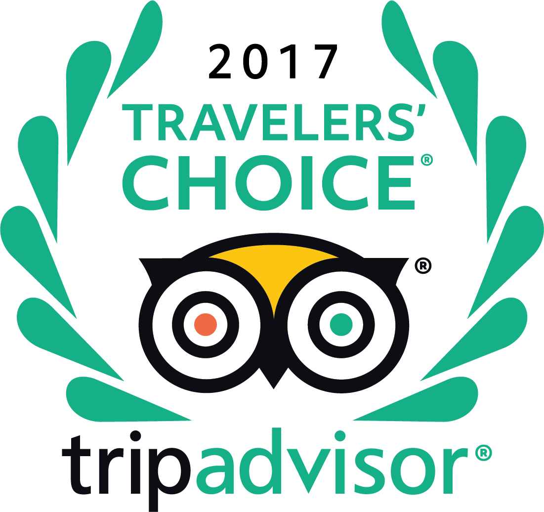 Kapital Inn Budapest Travelers' Choice award