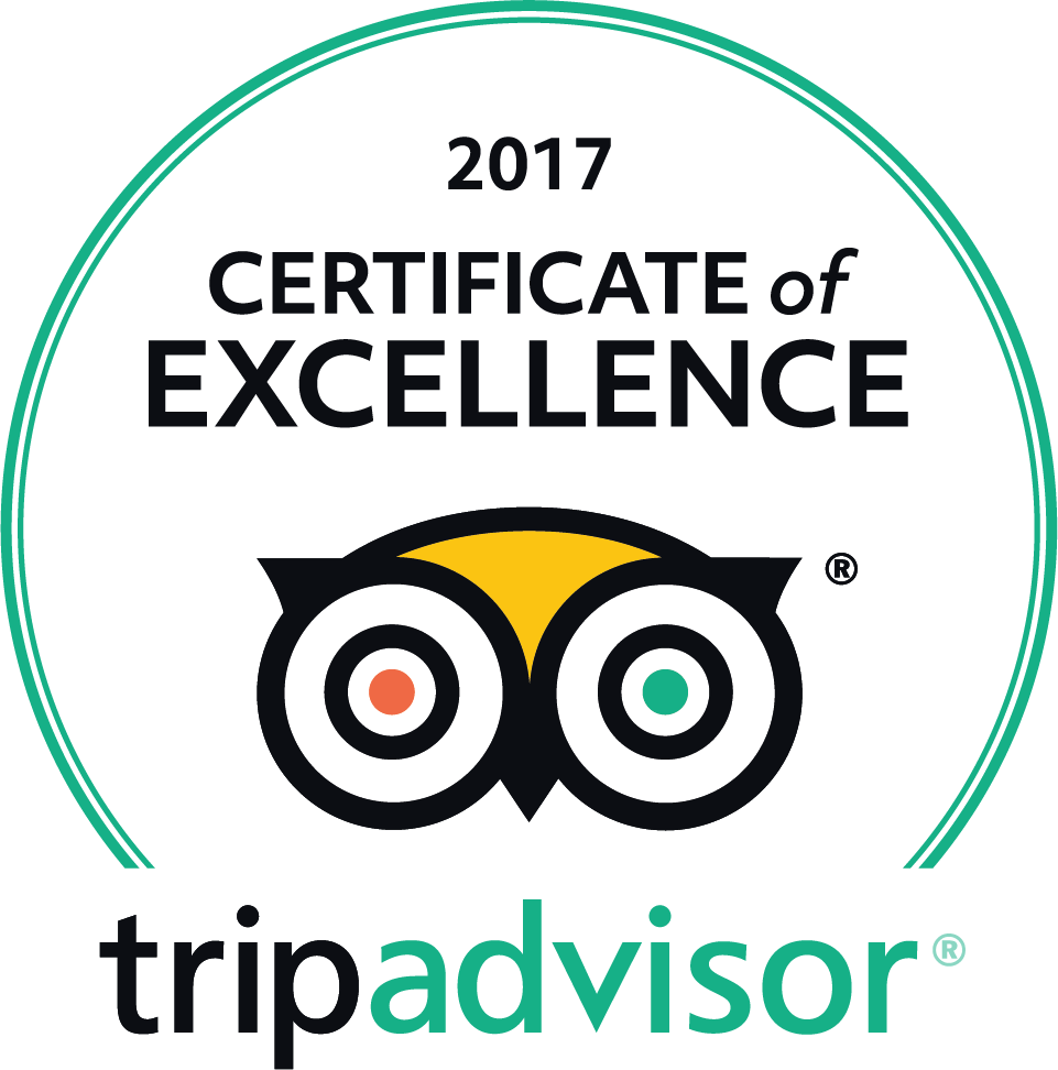 Kapital Inn Budapest Certificate of Excellence