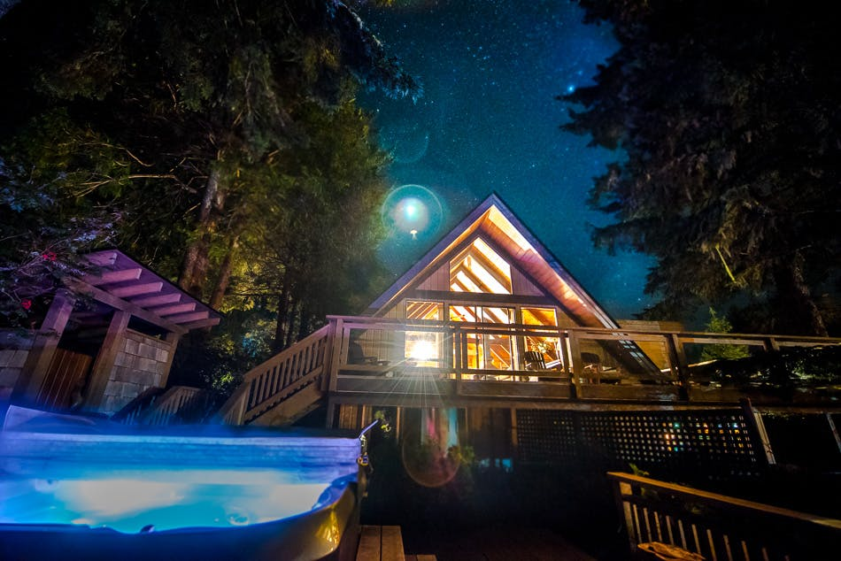 the shoreline tofino boutique hotel