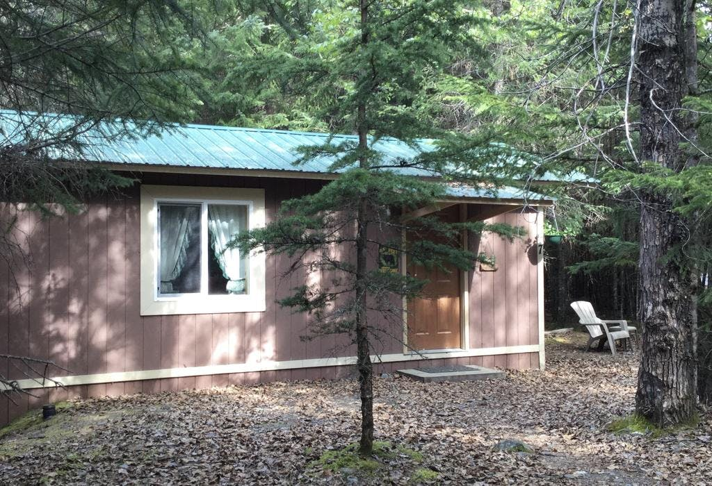 Cabin #7 front