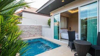 PLUNGE POOL 2 BEDROOM VILLA