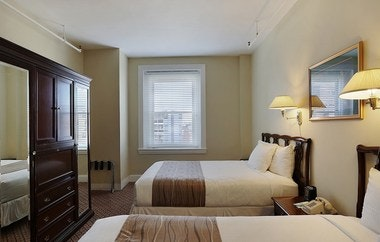 Two Bedroom Unit With Three Beds