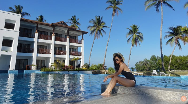 Postcards from Nicole Andersson at Princesa Garden Island Resort and Spa
