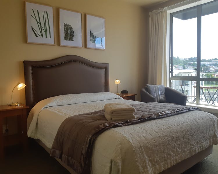 One of our Superior Queen balcon rooms