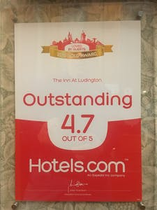 Hotels.com: Outstanding 4.7 out of 5. In the top 12 in Michigan!