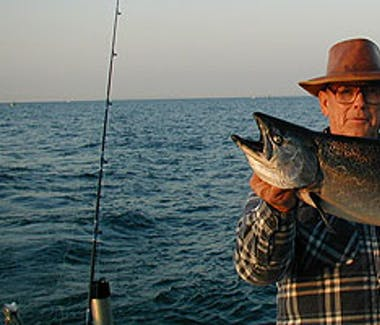 Ludington Area Charter Boats & Lake Michigan Charter Fishing - Great for all ages!