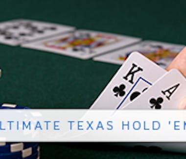 The Little River Casino - Ultimate Texas Hold'em