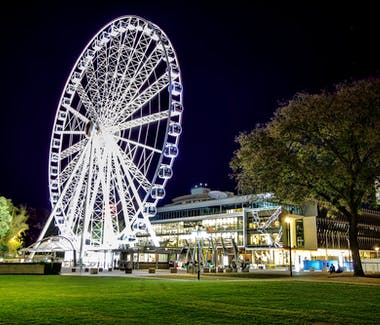 Brisbane Wheel South Bank Brisbane Queensland