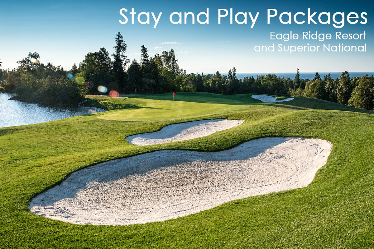 stay and play packages | eagle ridge resort at lutsen mountains
