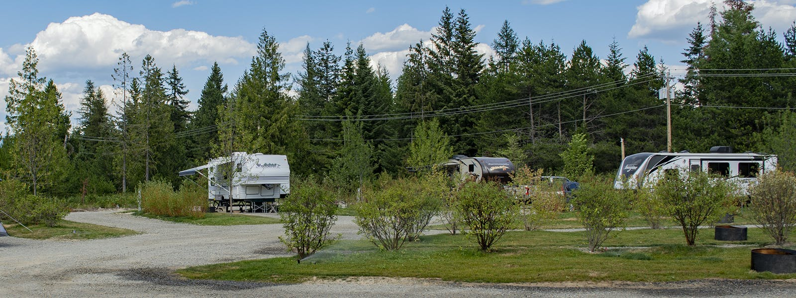 Bonners Ferry Log Inn   Log Inn Cabins and RV